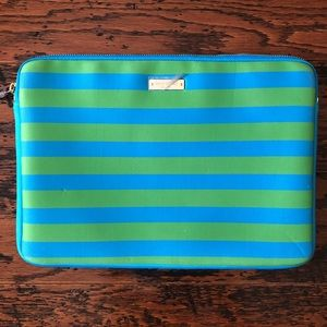 NEW!! Kate Spade Neoprene Laptop case